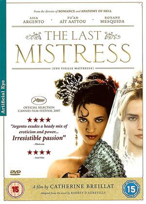 Rent Last Mistress (aka Une vieille maitresse) Online DVD Rental