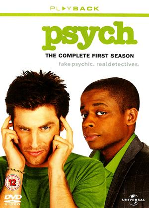 Rent Psych: Series 1 Online DVD Rental