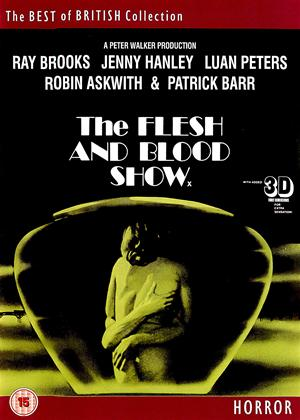 Rent The Flesh and Blood Show Online DVD Rental