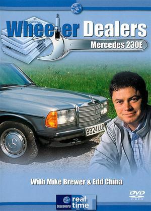 Rent Wheeler Dealers: Mercedes Online DVD Rental