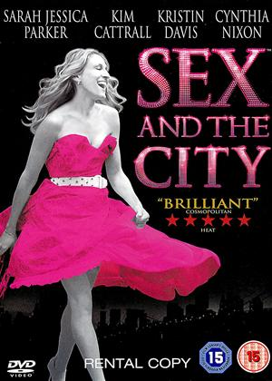 Sex and The City: The Movie Online DVD Rental