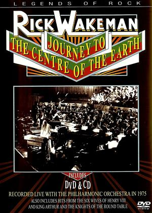 Rent Rick Wakeman: Journey to the Center of the Earth Online DVD Rental