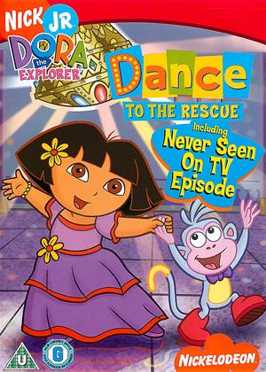 Rent Dora the Explorer: Dance to the Rescue Online DVD & Blu-ray Rental