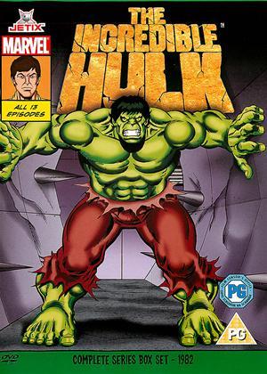 Rent Incredible Hulk: Series Online DVD Rental