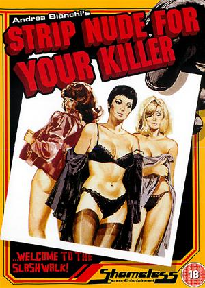 Rent Strip Nude for Your Killer (aka Nude per l'assassino) Online DVD & Blu-ray Rental