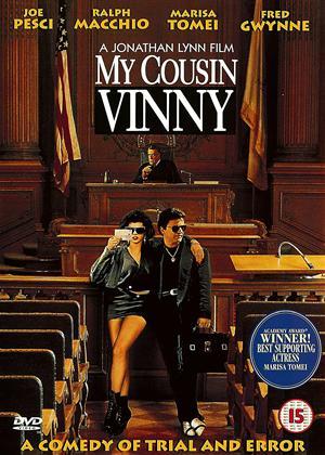 Rent My Cousin Vinny Online DVD & Blu-ray Rental