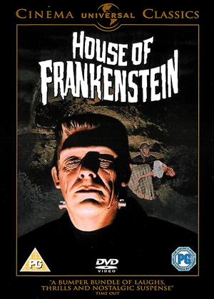 Rent House of Frankenstein Online DVD & Blu-ray Rental