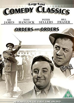Rent Orders Are Orders Online DVD Rental