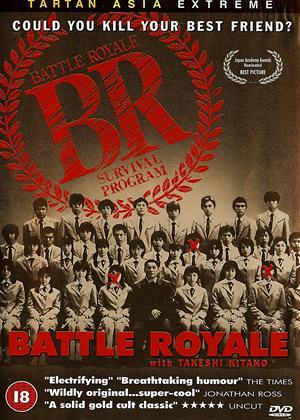 Rent Battle Royale (aka Batoru Rowaiaru) Online DVD & Blu-ray Rental