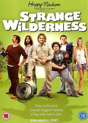 Rent Strange Wilderness Online DVD Rental