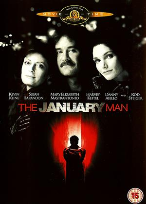 Rent The January Man Online DVD Rental