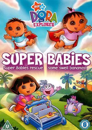 Rent Dora the Explorer: Super Babies Online DVD Rental