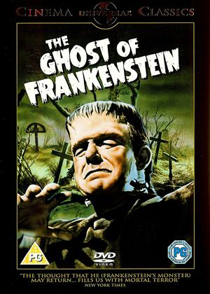 Rent The Ghost of Frankenstein Online DVD Rental