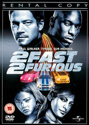 Rent 2 Fast 2 Furious Online DVD Rental
