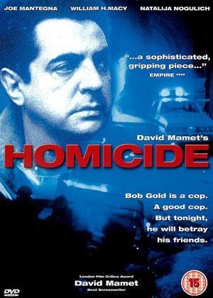 Homicide Online DVD Rental