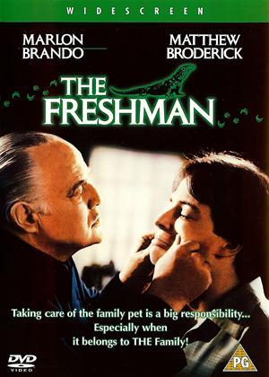 Rent The Freshman Online DVD Rental