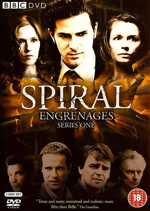 Rent Spiral: Series 1 Online DVD Rental