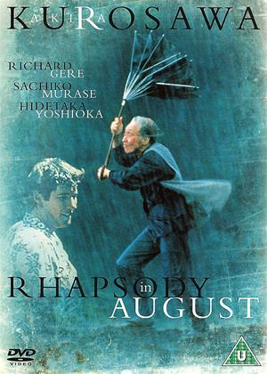 Rent Rhapsody in August Online DVD & Blu-ray Rental