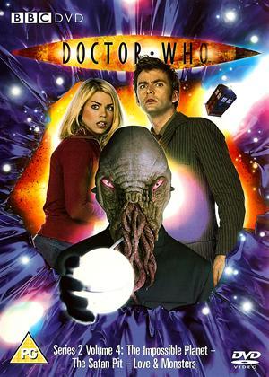 Rent Doctor Who: New Series 2: Vol.4 Online DVD Rental
