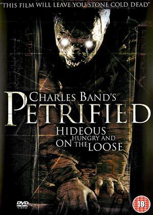 Rent Petrified Online DVD Rental