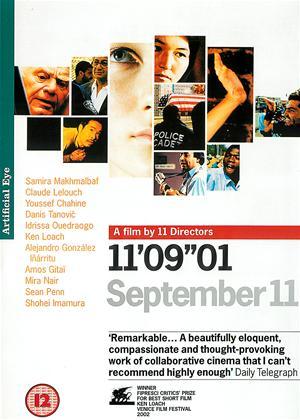 Rent 11'09''1: September 11 Online DVD Rental