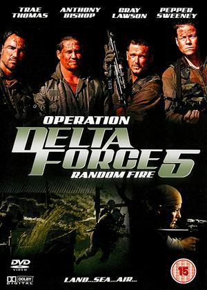 Rent Operation Delta Force 5: Random Fire Online DVD Rental