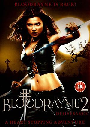 Rent Bloodrayne 2: Deliverance Online DVD Rental