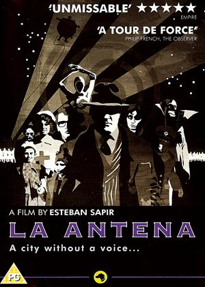 Rent The Aerial (aka La Antena) Online DVD & Blu-ray Rental