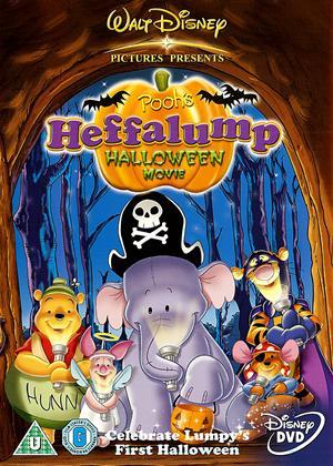 Rent Pooh's Heffalump Halloween Online DVD & Blu-ray Rental