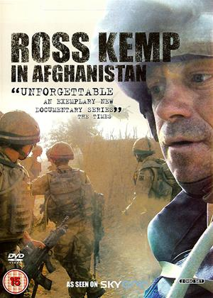 Rent Ross Kemp in Afghanistan Online DVD Rental