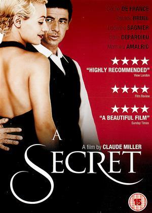 Rent A Secret (aka Un Secret) Online DVD & Blu-ray Rental