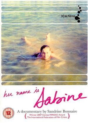 Rent Her Name is Sabine (aka Elle s'appelle Sabine) Online DVD Rental