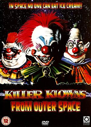 Rent Killer Klowns from Outer Space Online DVD Rental