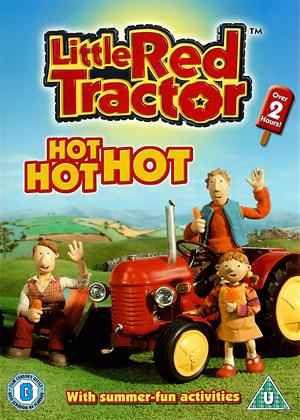 Rent Little Red Tractor: Hot Hot Hot Online DVD & Blu-ray Rental