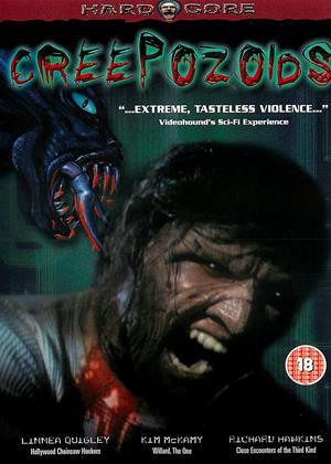 Rent Creepozoids Online DVD Rental