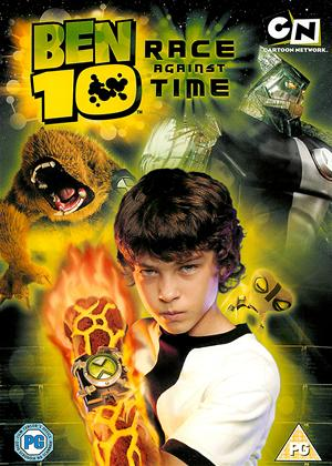 Rent Ben 10: Race Against Time Online DVD & Blu-ray Rental