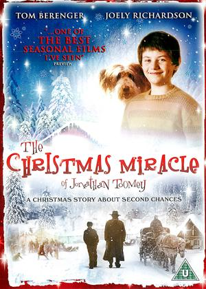 Rent The Christmas Miracle of Jonathan Toomey Online DVD Rental