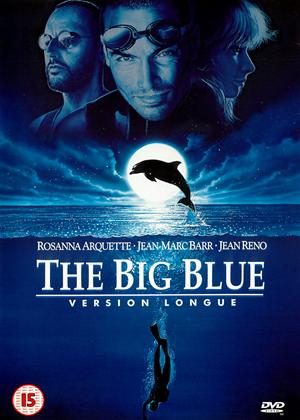 Rent The Big Blue (aka Le grand bleu) Online DVD Rental