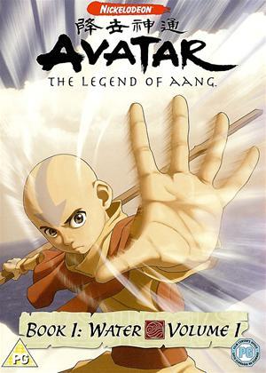Avatar Book 1: Water: Vol.1 Online DVD Rental