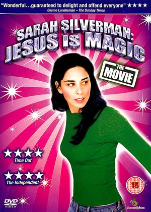 Rent Sarah Silverman: Jesus Is Magic Online DVD Rental