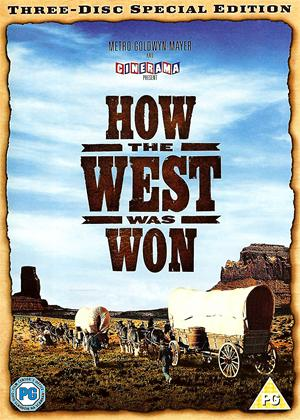 Rent How the West Was Won Online DVD Rental