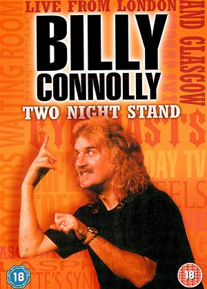 Rent Billy Connolly: Two Night Stand Online DVD Rental