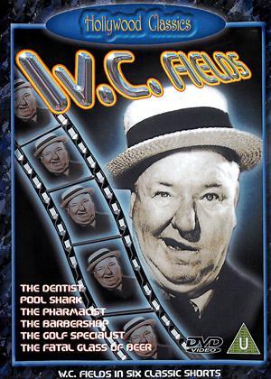 Rent W.C. Fields: Classic Shorts Online DVD Rental