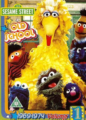 Rent Sesame Street: Old School: Vol.1 Online DVD Rental