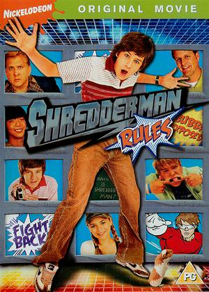 Shredderman Rules Online DVD Rental