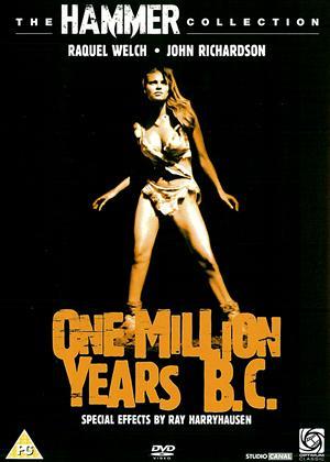 Rent One Million Years B.C. Online DVD Rental