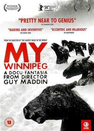 Rent My Winnipeg Online DVD & Blu-ray Rental