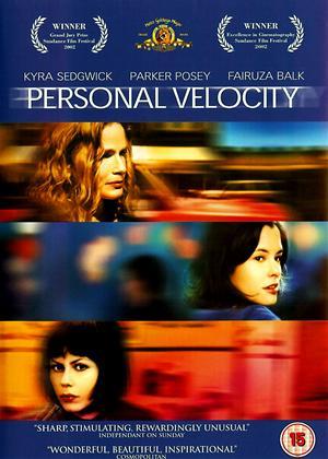 Rent Personal Velocity: Three Portraits Online DVD Rental
