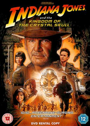 Rent Indiana Jones and the Kingdom of the Crystal Skull Online DVD Rental