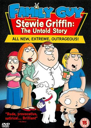 Family Guy Presents: Stewie Griffin: The Untold Story Online DVD Rental